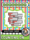 Counting On Addition Rekenrek Cards