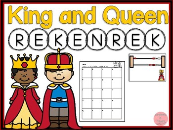 Rekenrek King and Queen! Numbers 1-20