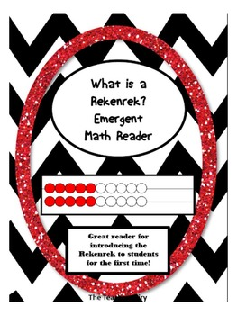 Rekenrek Math Emergent Reader