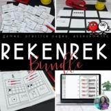 Rekenrek Unit:  Rekenrek Assessments, Rekenrek Games, Rekenrek Practice & MORE!