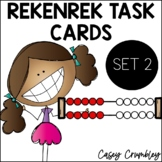 Rekenrek Task Cards Set 2