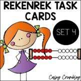 Rekenrek Task Cards Set 4 Take Away Common Core Aligned