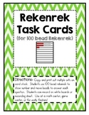 Rekenrek Task Cards for the 100 Bead Rekenrek