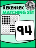 Rekenrek matching set cards