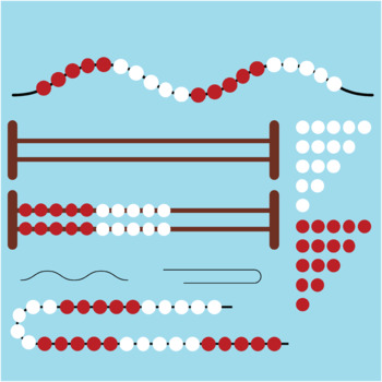 Rekenrek math clip art