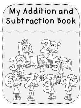 Relate Addition and Subtraction-Fact Fluency Pack 4 (First Grade, 1.OA.4)