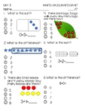 Relate Addition and Subtraction to Counting