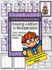 3rd Grade Go Math Chapter 3 - 3.2 Relate Addition to Multiplication Bundle