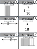 Relate Fractions and Decimals: Tenths