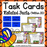 Related Addition Facts and Related Subtraction Facts withi