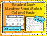 Related Fact Number Bond Cut and Paste- Engage New York Supplement