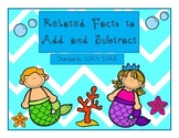 Related Facts 1-20 {MERMAID THEME}