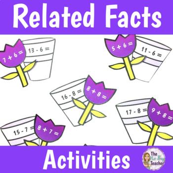 Related Facts by First Grade First   Teachers Pay Teachers