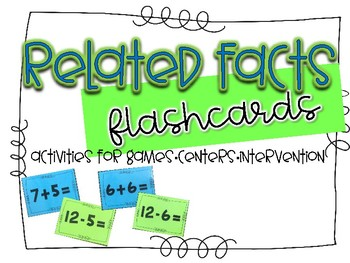Related Facts Flashcards and Activities