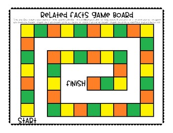 Related Facts Game