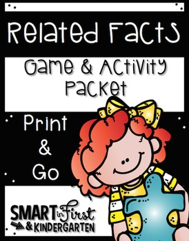 Related Facts Game and Activity Packet