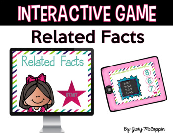 Related Facts Interactive Math Game