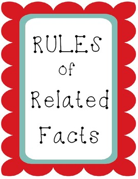 Related Facts POSTER