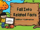 Related Facts (SMARTBoard Lesson)