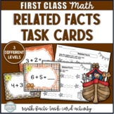 Related Facts Task Cards