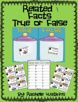Related Facts: addition and subtraciton