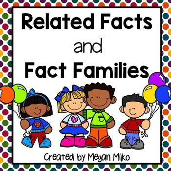 Related Facts and Fact Families