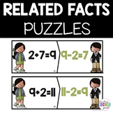 Related Facts in Addition and Subtraction