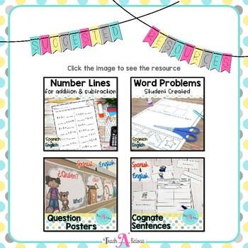 Related Math Facts - Perfect Pairs Matching Activity