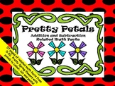 "Related Math Facts ""Pretty Petals"""