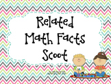 Related Math Facts Write the Room