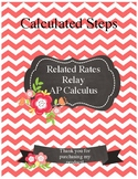 Related Rates Relay