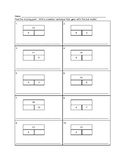 Relating Addition and Subtraction using Bar Models (Part-P
