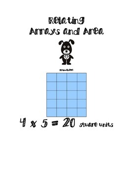 Relating Arrays and Area