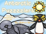 Relating Multiplication to Division Antarctic Puzzzzlers