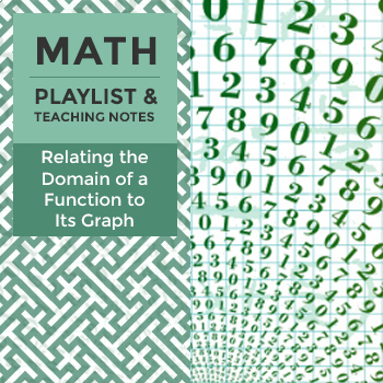 Relating the Domain of a Function to Its Graph - Playlist