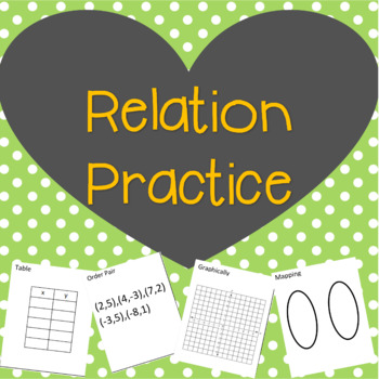 Relation Practice