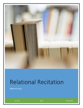 Relational Recitation