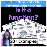 Relations and Functions Google Slides