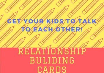 Relationship Builder Cards
