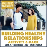 Anti-Bullying and Relationship Activities