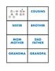 Relationship Flash Cards