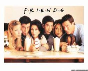 Relationship Phrasal Verbs and Idioms - Friends episode