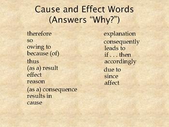 Relationship Words