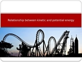 Relationship between Potential and Kinetic Energy - Design a Rollercoaster