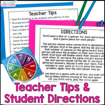 Relationships Between Digits Board Game