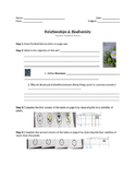 Relationships & Biodiversity - Guided Students Notes