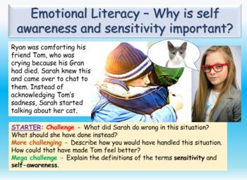 Relationships + Emotional Literacy Bundle
