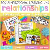 Friendship & Communication K-2 - Social Emotional Learning
