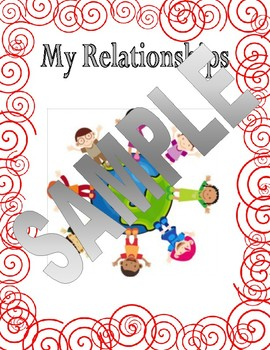 Relationships Social Story