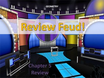 Relationships Within a Triangle (Family Feud) Review